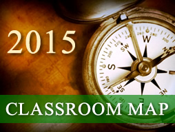 Classroom Map for 2015