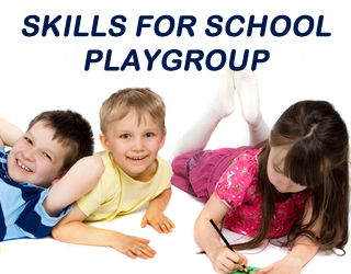 Skills for School Playgroup - Term 4