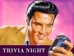 Elvis and Everything Rock & Roll Trivia Night