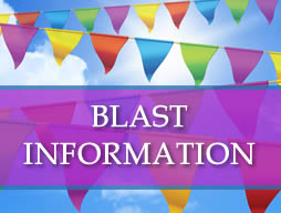 Important Information About the BLAST!