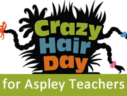 Crazy Hair Day for Students & Teachers