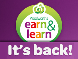Earn & Learn with Woolworths