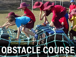 Obstacle Course - 13 June 2014