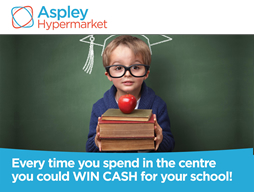 Win Cash For Our School